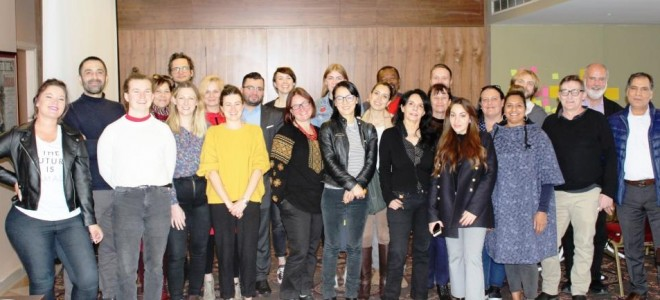 Consortium of Networks of People Who Use Drugs & Harm Reduction Consortium Annual Face-To-Face Meeting and Capacity Building Workshop